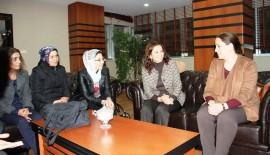DTK Eş Başkanı Irmak Belediyeyi Ziyaret Etti