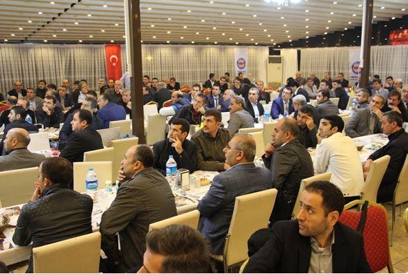 Siirt'e Gelen Eğitim-Bir-Sen Genel Başkan Yardımcısı Olçum'dan Açıklama