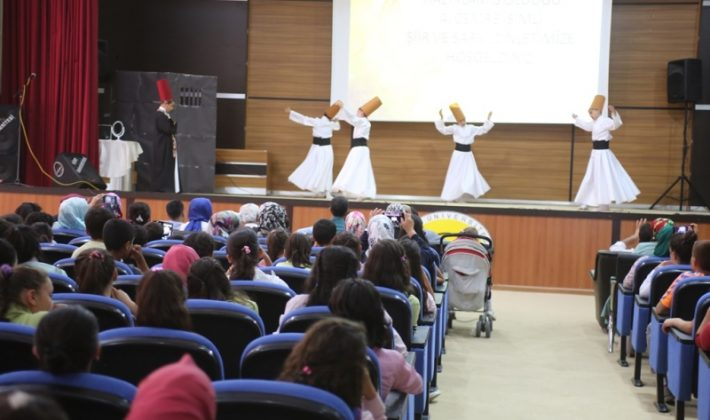 Siirt'te '4. Cemre Şiir ve Şarkı Dinletisi' Etkinliği Düzenlendi