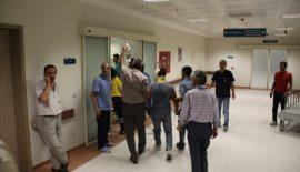 Siirt'te Bıçaklı Kavga 1 Ölü, 4 Yaralı