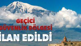 'GEÇİCİ ÖZEL GÜVENLİK BÖLGELERİ'