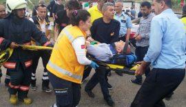 Siirt'te Trafik Kazası 4 Yaralı