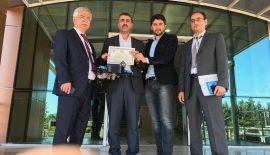 """Harran Üniversitesinde """"1.Harran Uluslararası Ar-Ge Proje Pazarı """" Düzenlendi."""