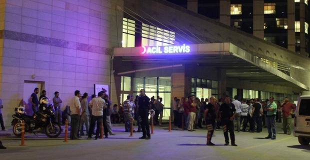 Teröristler Pervari'de Ateş Açtı 1 Uzman ve 1 Korucu Yaralı