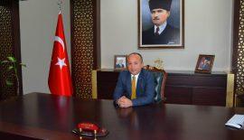 VALİ ALİ FUAT ATİK'İN '30 AĞUSTOS ZAFER BAYRAMI' KUTLAMA MESAJI