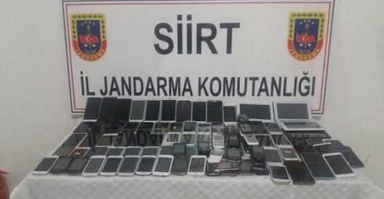 7 Adet kaçak Cep Telefonu Ele Geçirildi