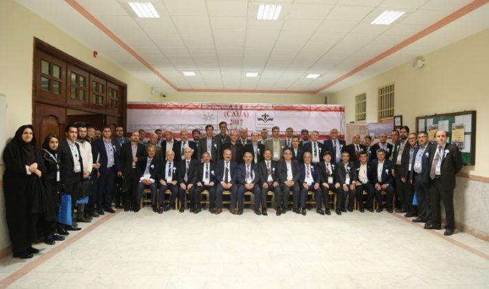 Rektörümüz Merkezi Asya Üniversiteler Birliği Genel Kurul Toplantısına Katıldı