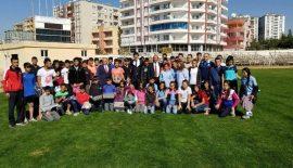 GİSPİR'DEN, SİİRT'Lİ ATLETİZM SPORCULARINA MALZEME DESTEĞİ