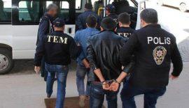 13 Şüpheli Gözaltına Alındı