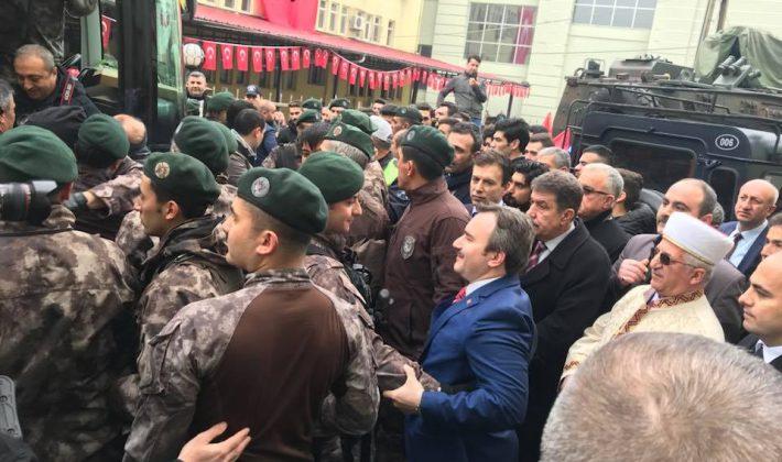 Siirt Özel Harekat Polisleri Düğüne Gider Gibi Afrin'e Gitti