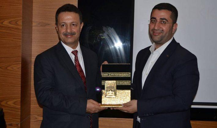 Güneydoğu Anadolu Bölgesinin Tarımsal Yapısı, Sorunları ve Çözüm Önerileri' Söyleyişi