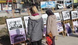Siirt'te Fotoğraf Sergisi Açıldı