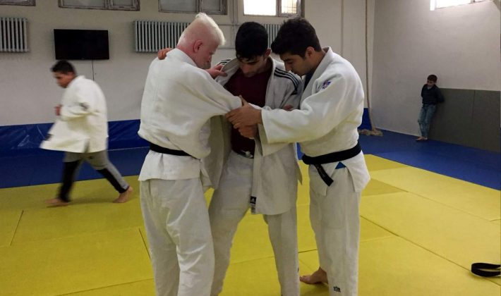 Görme Engeli Judocular Engel Tanımıyor