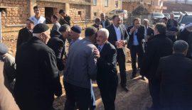 Siirt'te Kan Davalı Aileler Barıştırıldı