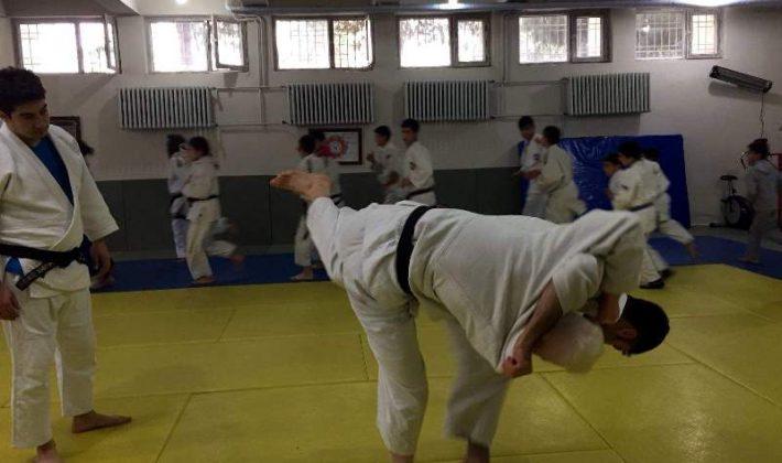 Hafta Sonu Judo Müsabakaları Yapıldı