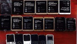 19 ADET GÜMRÜK KAÇAĞI CEP TELEFONU ELE GEÇİRİLDİ