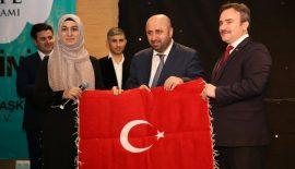 """ASR-I SAADET'TE KARDEŞLİK"" PROGRAMI DÜZENLENDİ"