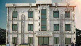 Eruh'a Yeni Bir Belediye Binası