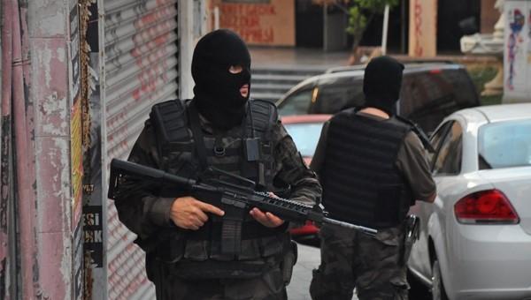 Terör Operasyonu 10 Gözaltı