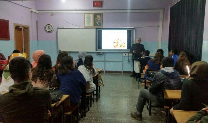 116 Öğrenciye Hijyen Eğitim Düzenlendi