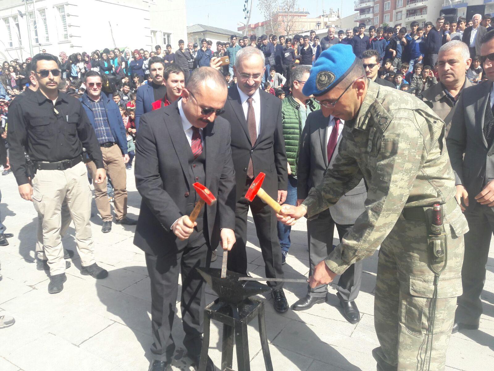 Siirt'te Nevruz Kutlamaları Yapıldı