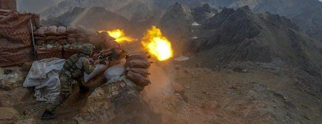 Şehitlerimizin Kanı Yerde Kalmadı 5 Terörist Öldürüldü