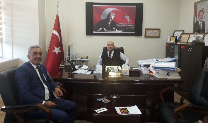 Devlet Hastanesine Yeni Müdür Atandı