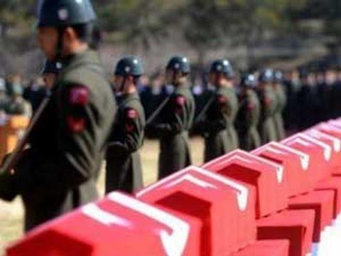 6 Güvenlik Korucusu Şehit Oldu 3 Güvenlik Korucusu Ve 4 Asker Yaralandı
