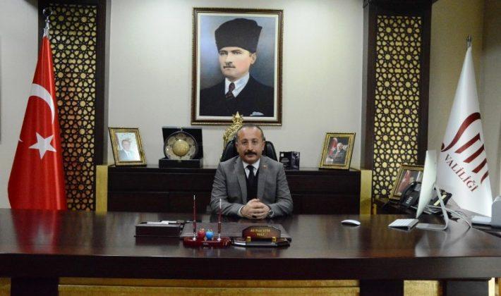 "VALi ALİ FUAT ATİK'İN ""DÜNYA KADINLAR GÜNÜ"" MESAJI"