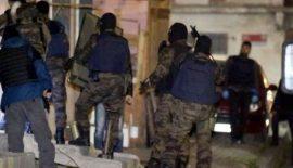 PKK/KCK TERÖR ÖRGÜTÜ PROPAGANDASI YAPAN 11 ŞAHIS GÖZALTINA ALINDI