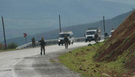 Askerden Yol Güvenliği Önlemleri