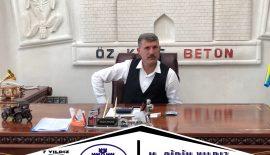 BAŞARILI SİİRT'Lİ İŞ ADAMI YILDIZ'A ÖDÜL