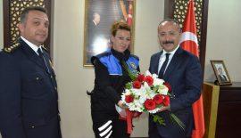 VALİ ATİK, POLİS TEŞKİLATININ 173. KURULUŞ YIL DÖNÜMÜNÜ KUTLADI