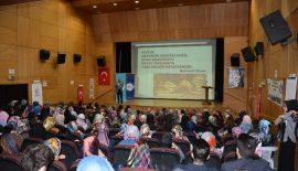 Siirt'te Düzenlenen Öğretmenlik Vizyon Programına Yoğun İlgi