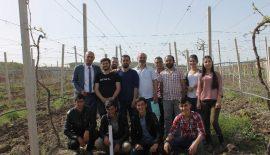 Genç Üreticiler Tarımda Verimliliği Artıracak