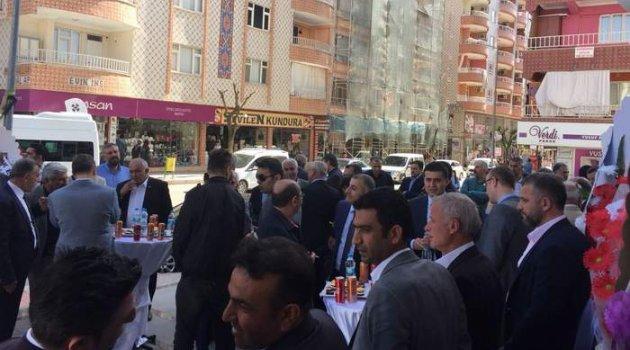 Siirt'te Karaca Şubesi Açıldı