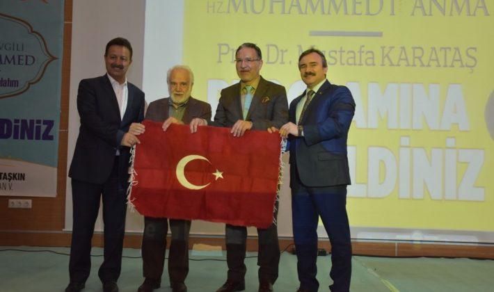 Prof. Dr. Mustafa Karataş'a Siirtliler Yoğun İlgi Gösterdi