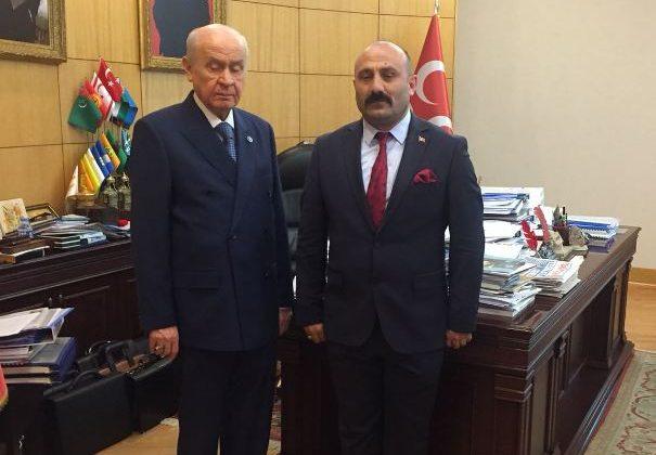 MHP Siirt Milletvekili Aday Adayı İçin Baş Vurdu