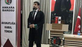 Berkay Yılmaz Ankara'da Hukuk Bürosunu Açtı