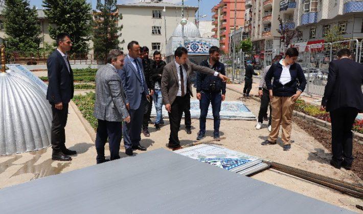 Siirt Belediyesinden 'Ramazan Etkinlikleri' Çalışması