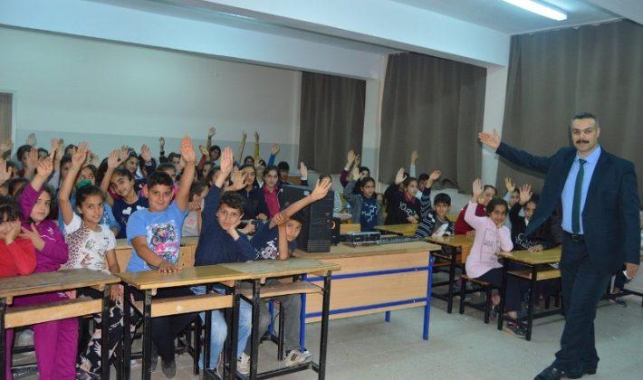 Siirt'te Başarıda Arkadaş Seçimi Konferansı