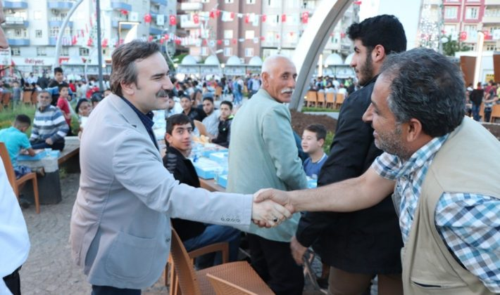 Ramazan Etkinlikleri ve Stantlara Yoğun İlgi Gördü