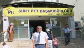 Seçmen Kağıtlarını PTT Dağıtıyor