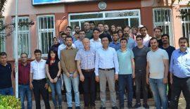 Siirt'te Göreve Yeni Başlayan Personele Eğitim Verildi