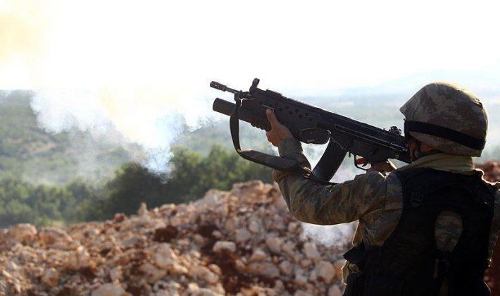4 PKK'lı Terörist Öldürüldü