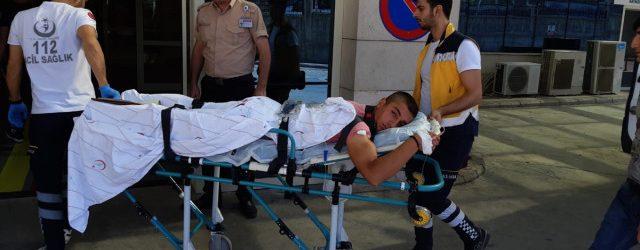 Kurtalan'da Silahlı Kavga 8 Yaralı