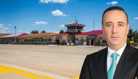 Siirt Havalimanına Yeni Terminal Binası da Dahil Edildi