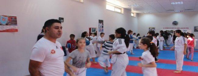 Türkiye Şampiyonasına Hazırlanıyor