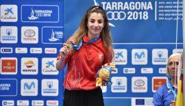 Siirtli Güreşçi Evin Demirhan, Minderden Altın Madalyayla Döndü
