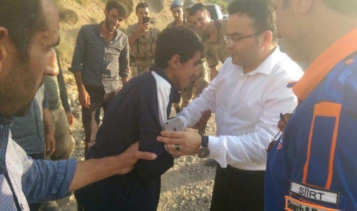 Pervari'de 4 Gündür Haber Alınamayan Çocuk Bulundu